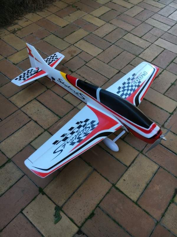 Vendo Skylark F3A aereo RC acrobatico RTF