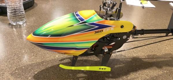 Blade 360 CFX 3s