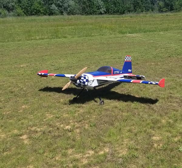 Extra 260 pilot rc