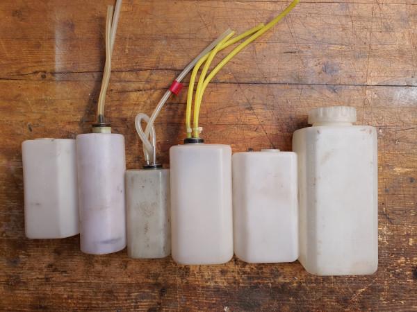 Materiale modellismo per motori scoppio Glow