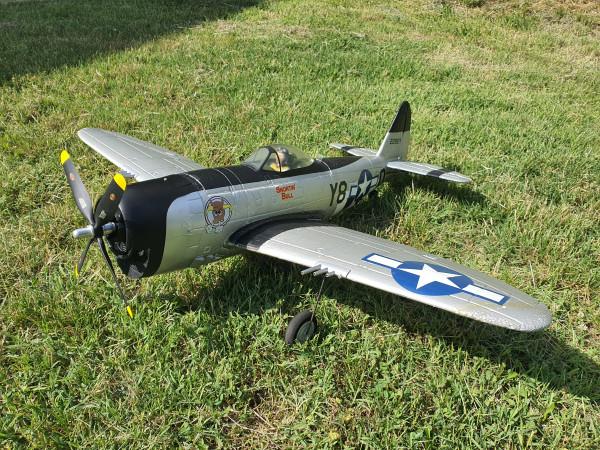 P-47 Thunderbolt Parkzone